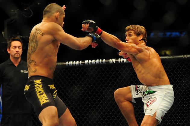 Faber vs. Barao: Urijah Faber Will Not Be a Title Challenger Again