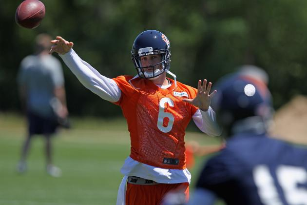 Cutler, Forte, Marshall and Jeffery Ready to Ignite Bears Offense