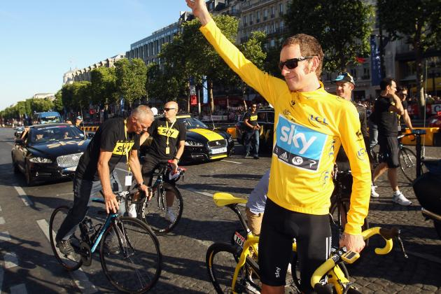 Tour De France 2012: Bradley Wiggins Was Perfect Man to Win Tour De France