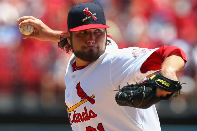 Lynn Picks Up 12th Win as Cards Sweep Cubs