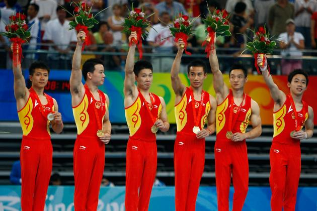 London 2012 Olympics: Which Country Is the Biggest Threat to China's Men's Team