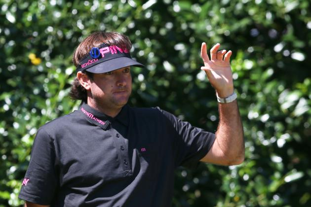British Open Leaderboard 2012: Golfers Who Will Bounce Back in PGA Championship