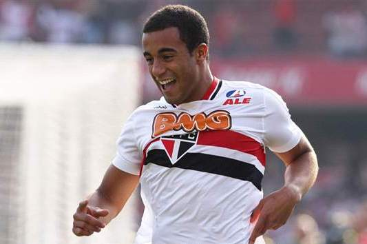 Report: Manchester United Agree £26 Million Deal with Sao Paulo for Lucas Moura