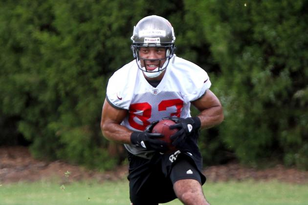 2012 Fantasy Football Profile and Projection: Buccaneers' WR Vincent Jackson