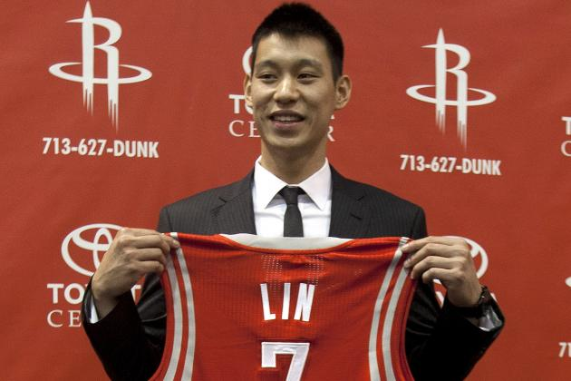 Jeremy Lin: Rockets Must Trade for Dwight Howard to Maximize Lin's Value