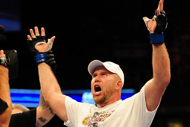 Anderson Silva: Should the Middleweight Champ Pay Attention to Tim Boetsch?