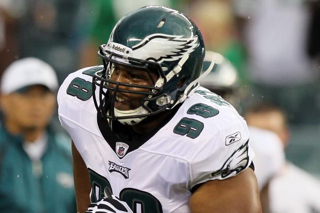 Philadelphia Eagles: Mike Patterson May Not See Much Action in 2012 or Beyond