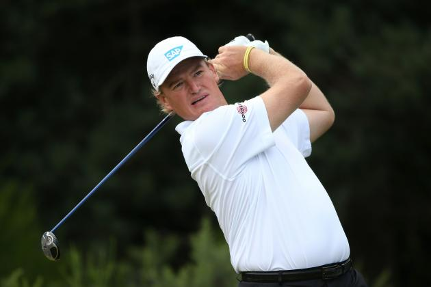 British Open Winner 2012: Ernie Els Deserves More Credit Than He'll Get