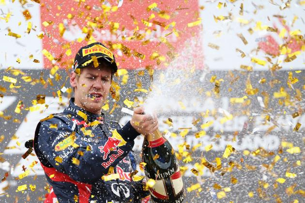 2012 German F1 GP: Sebastian Vettel Penalty Underscores Stewards' Inconsistency