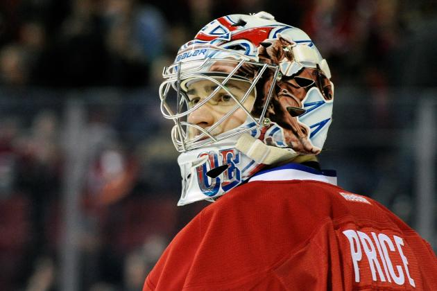 Carey Price: Will Montreal Canadiens Goalie Have His Best Season Yet in 2012-13?