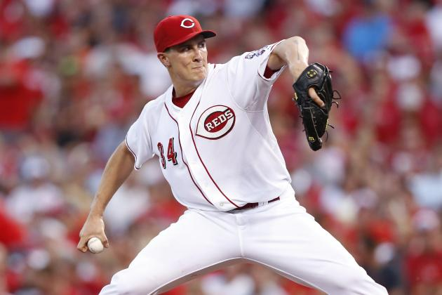 Fantasy Baseball: Reds' Homer Bailey Is Red Hot