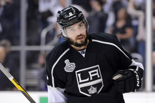 2011-12 NHL Season Review: Is Jeff Petry as Good a Defenceman as Drew Doughty?