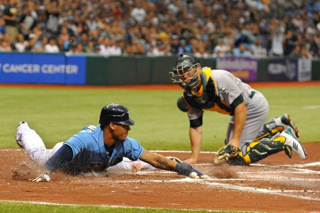 Tampa Bay Rays: The Not-so-Curious Case of Desmond Jennings