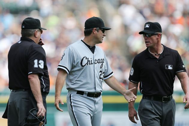 Chicago White Sox Must Regroup in Several Areas After Being Swept in Detroit