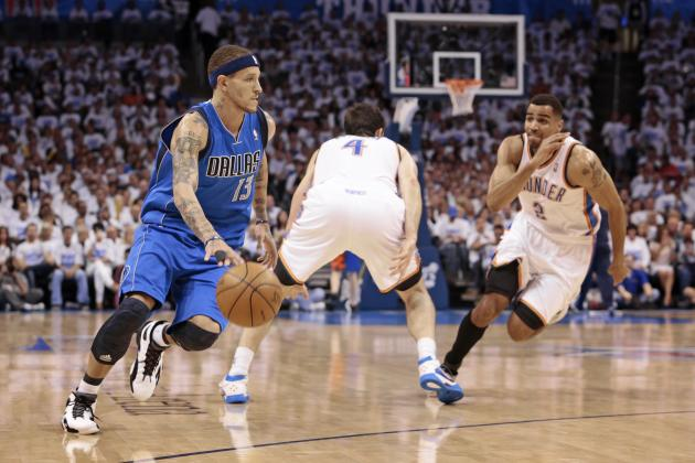 NBA Free Agents 2012: Should the Mavs Re-Sign Delonte West?