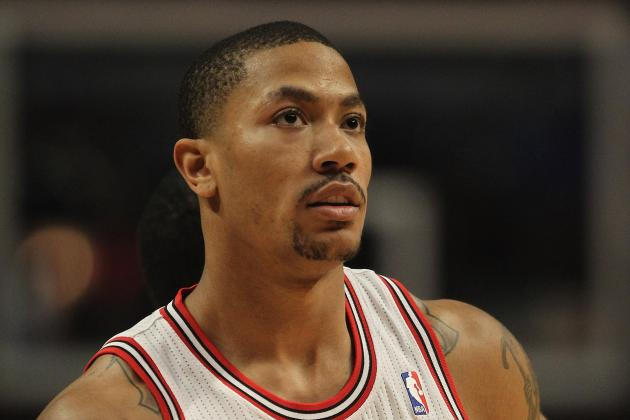 London 2012 Olympic Basketball: How the 2012 Dream Team Will Miss Derrick Rose