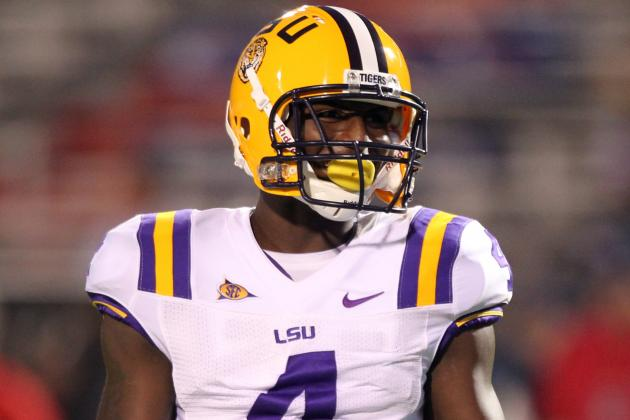 LSU Football: What You Need to Know About Tigers' RB Alfred Blue