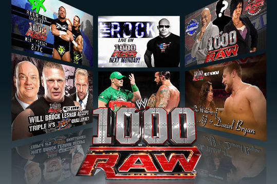 WWE Raw Preview: Celebrating 1,000 Episodes with Title Matches, Returns and More