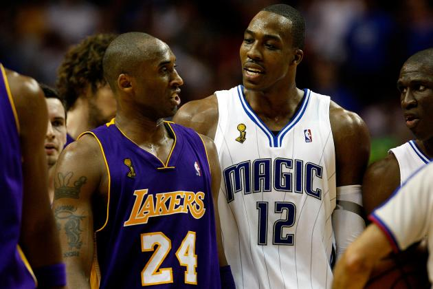 NBA Rumors: Dwight Howard Would Make Lakers the Best in the West