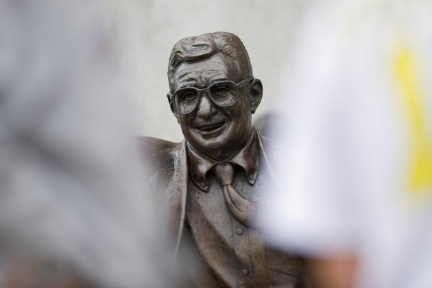 Joe Paterno Statue: Penn State Was Smart to Remove Memories from Their Campus