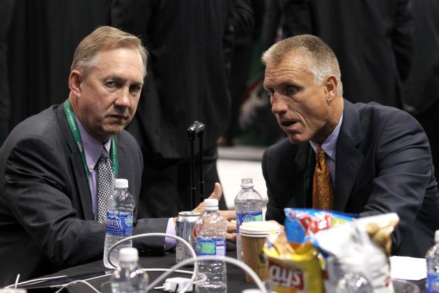 NHL Free Agency 2012: Does Flyers GM Paul Holmgrem Know What He's Doing?