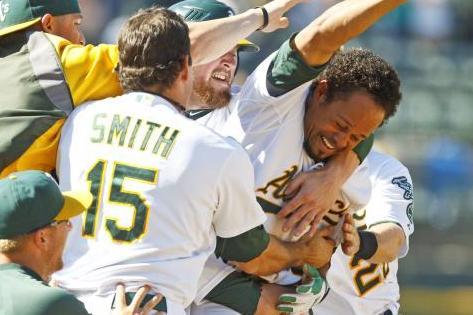 Oakland A's: Moneyball Athletics Keep on Winning, Sweep Yankees