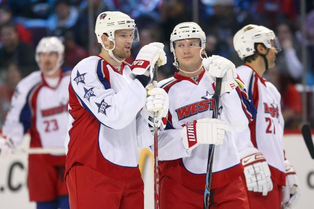 2012 NHL Trade Rumors: Are the NY Rangers Targeting Rick Nash and Shane Doan?