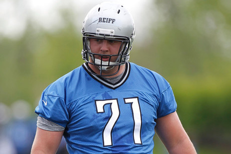 Lions Sign Riley Reiff: Is It Time to Release Aaron Berry?