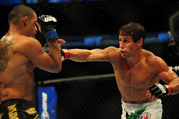 UFC 149 Results: Was Bantamweight Star Urijah Faber Ever Any Good?