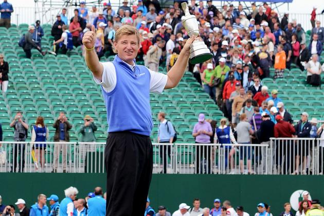 British Open: Immediate Impact Ernie Els' Win Could Have on the Tour