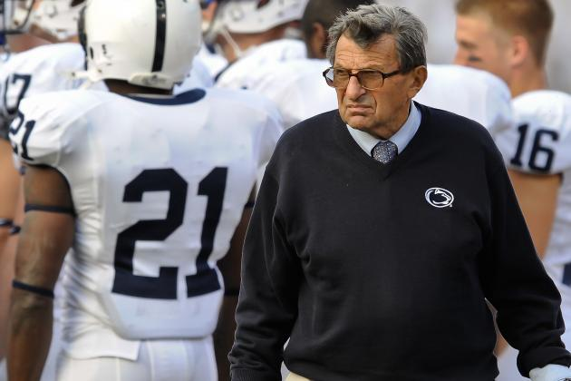 Penn State Sanctions Completely Destroy Joe Paterno's Legacy