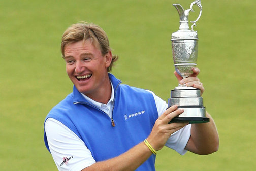Ernie Els Seizes Claret Jug: Make No Mistake, Lytham Was No Winged Foot