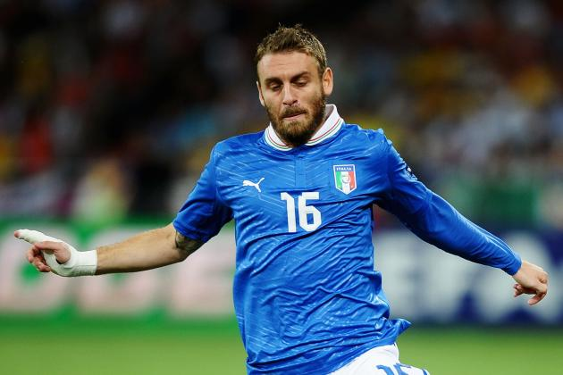 Why the Arrival of Daniele De Rossi Is All Manchester City Need This Summer