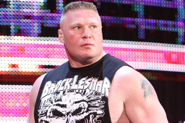Brock Lesnar Does Not Deserve Another Run with the WWE: Plain and Simple