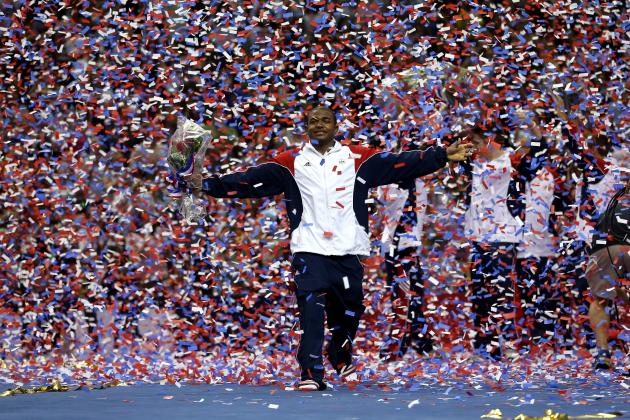 US Men's Gymnastic Olympic Team 2012: Bronx Upbringing Toughened Up John Orozco