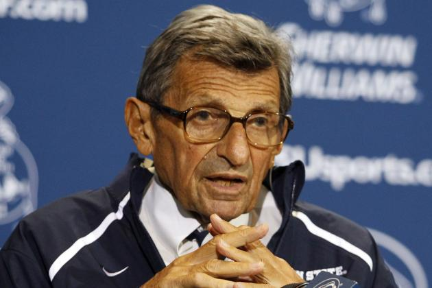 A Letter to Joe Paterno: When Heroes Fail