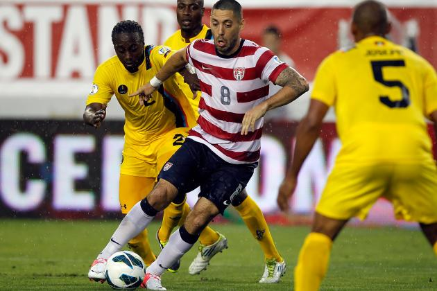 Liverpool Transfer Rumors: Clint Dempsey Is a Good Decision on and off the Pitch