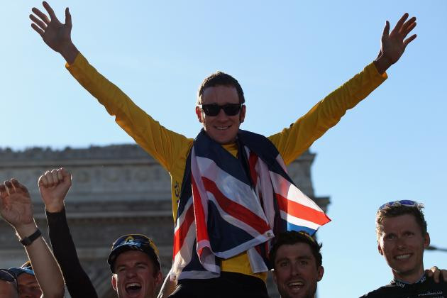 Tour De France 2012 Payout: How Much Money Did Bradley Wiggins Win on Sunday?