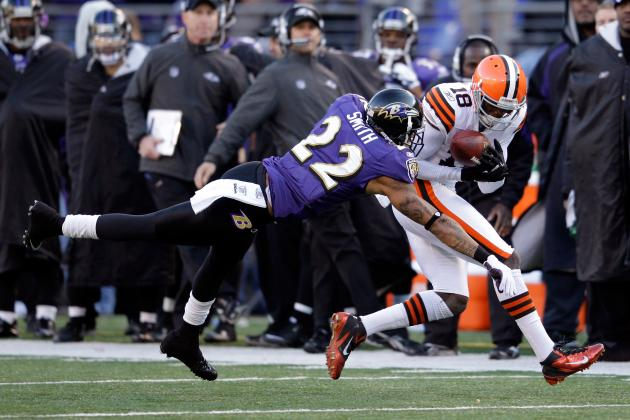 Can Baltimore Ravens CB Cary Williams Fight off Jimmy Smith?