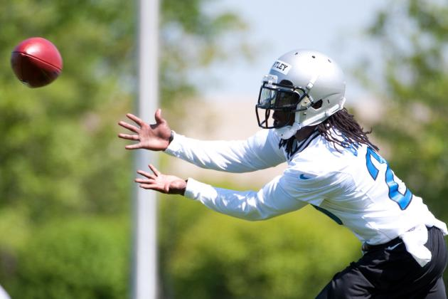 Berry's Release Leaves 3rd-Round Pick Bentley as Favorite to Start for Lions