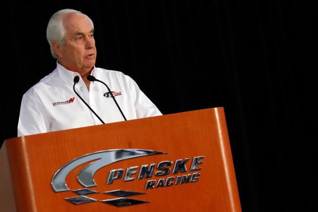 NASCAR Sprint Cup: The Countdown Ends at Penske Racing, Allmendinger Suspended