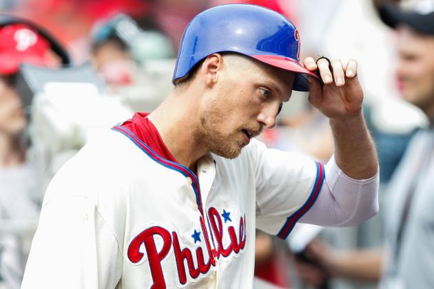 Phillies Trade Rumors: Hunter Pence Is the One Guy Philly Shouldn't Trade