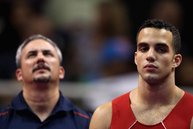 US Olympic Gymnastics Team 2012: Danell Leyva's Dad Key to Gymnast's Rise