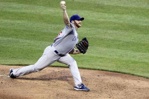 MLB Rumors: Possible Destinations for Cubs' Ryan Dempster