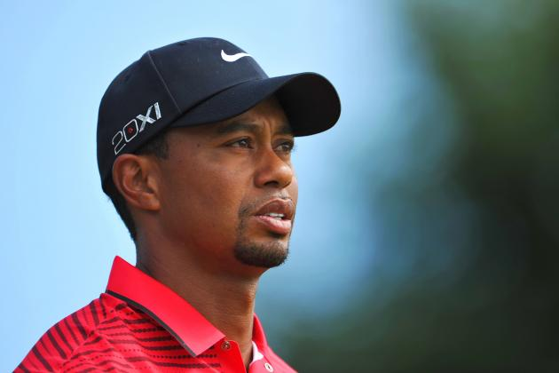 British Open Results 2012: Tiger Woods Takes Next Step Toward His Comeback