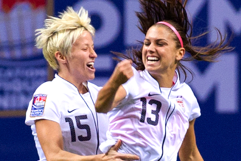 The USWNT Are the American Dream Team You Can Pull For at the Olympics