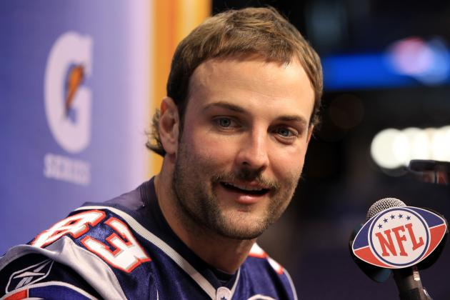 New England Patriots' Wes Welker Pulls a Wayne Rooney with Hair Transplant