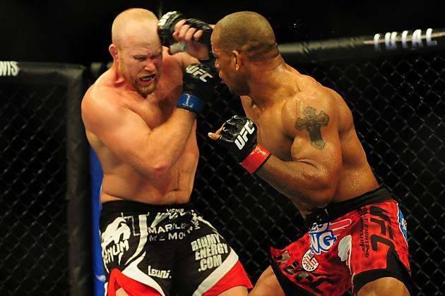 UFC News: Hector Lombard Has No Plans to Drop Down to Welterweight