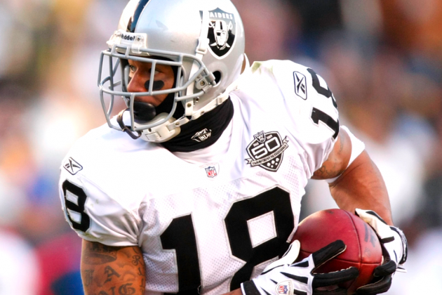 Raiders Reportedly Trade WR Louis Murphy to Panthers