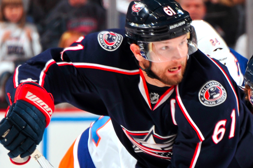 Rick Nash Traded to New York Rangers